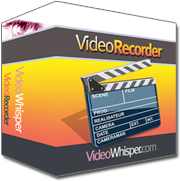 Joomla Webcam Video Recordings